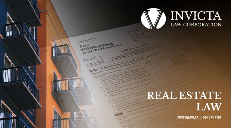 Invicta Real Estate Law Vancouver