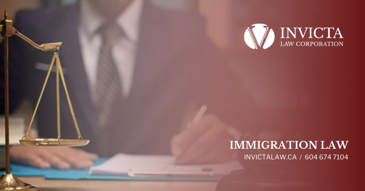 Application for Judicial Review in Immigration Files